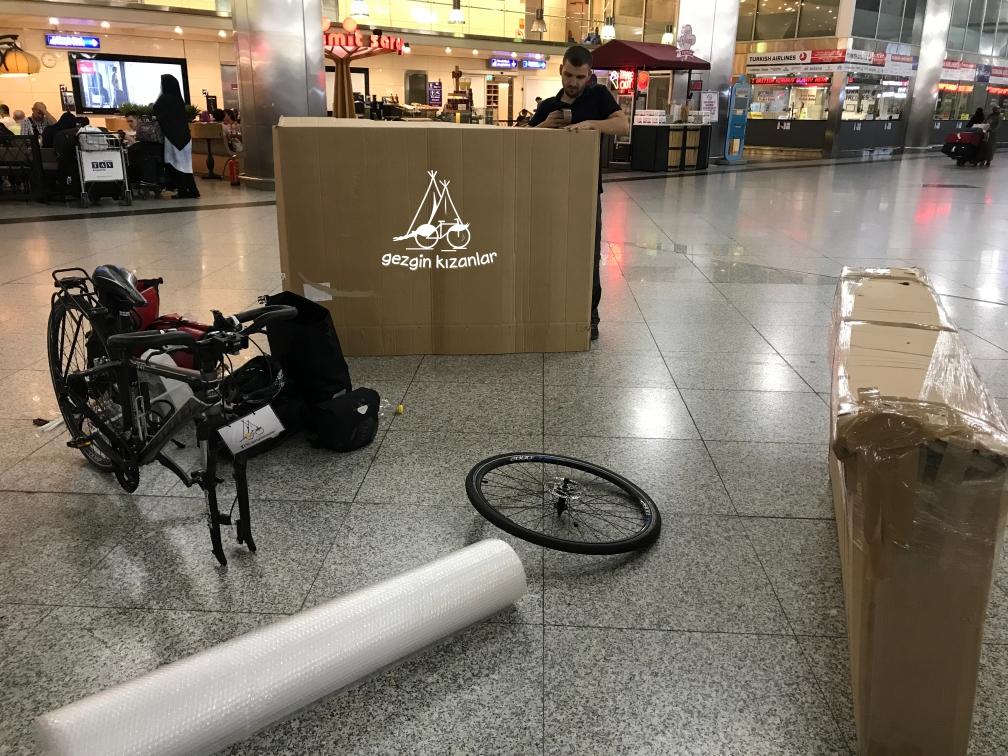 Bisiklet Paketleme