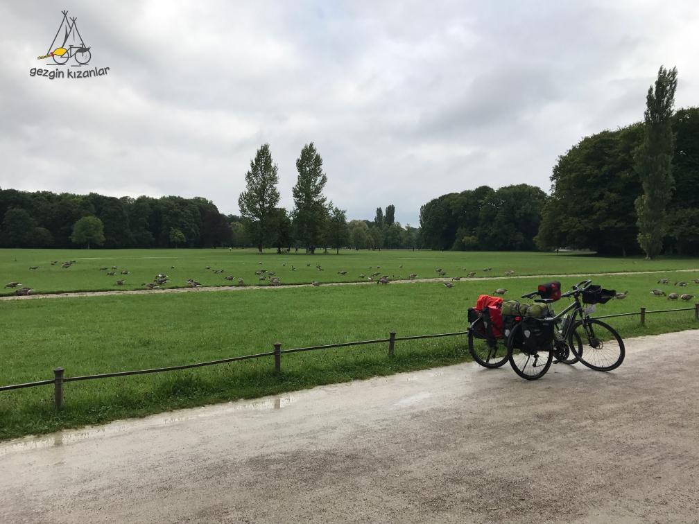 English Garden Bisiklet