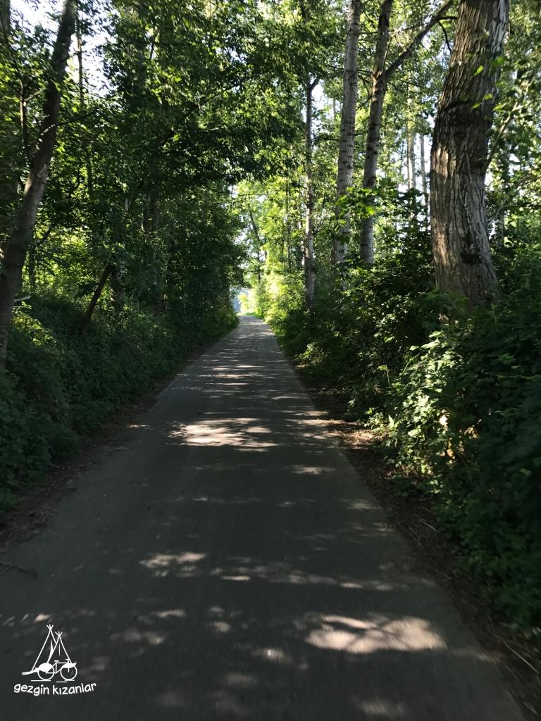 Gölge Bisiklet Yolu