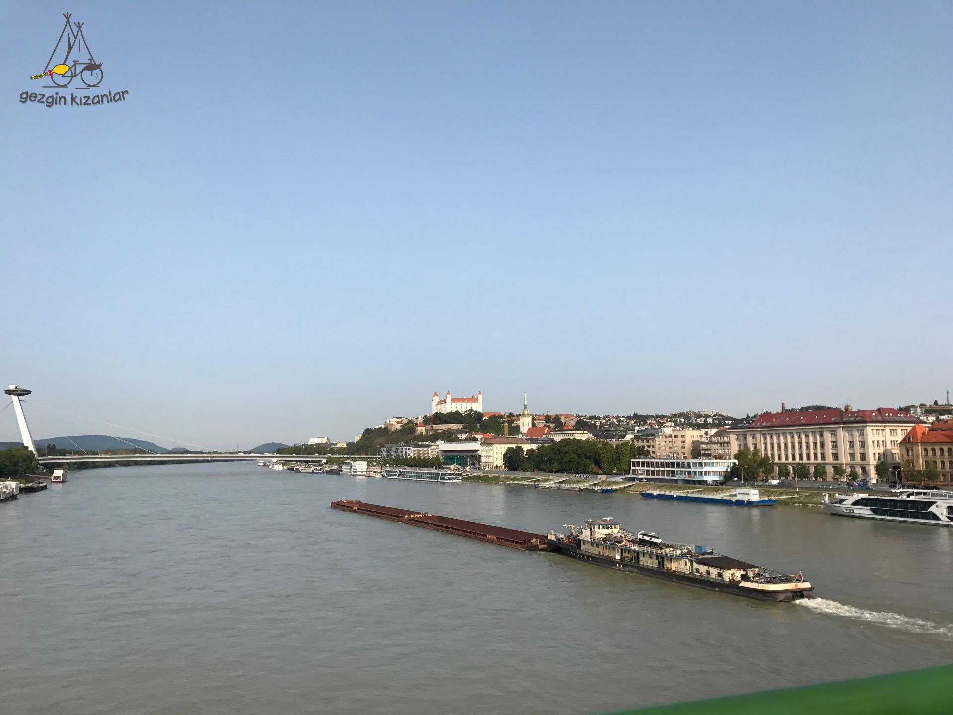 Bratislava Çıkış Köprüsü