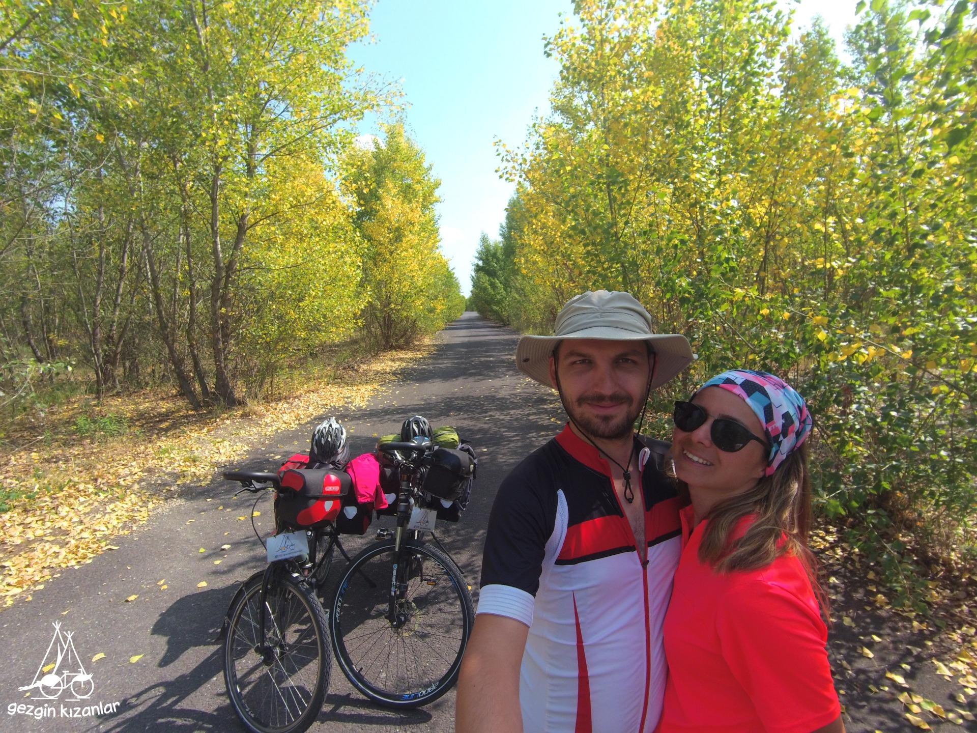 Harika Bisiklet Yolu Barış Merve