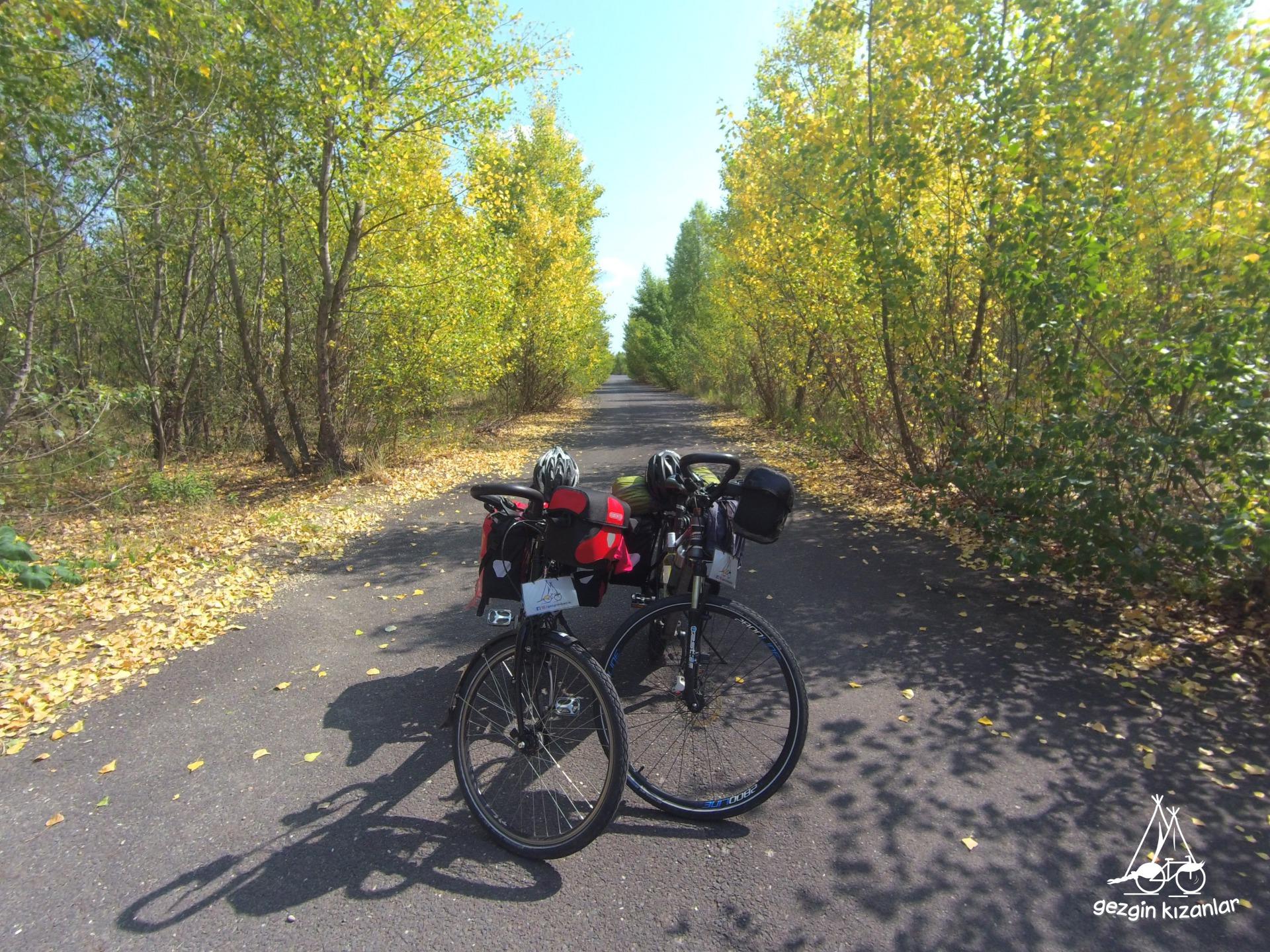 Harika Bisiklet Yolu