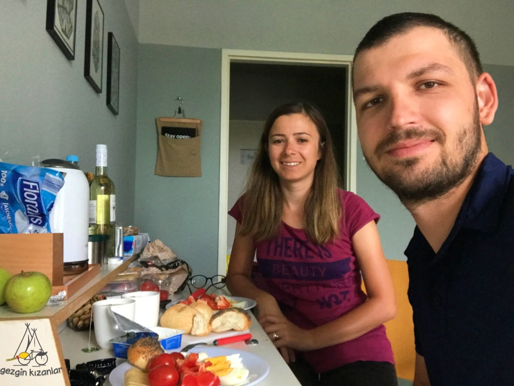 Viyanada Kahvaltı