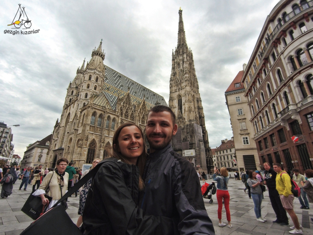 Viyana st stephen's cathedral