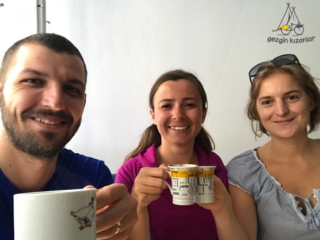 Bori İle Türk Kahvesi