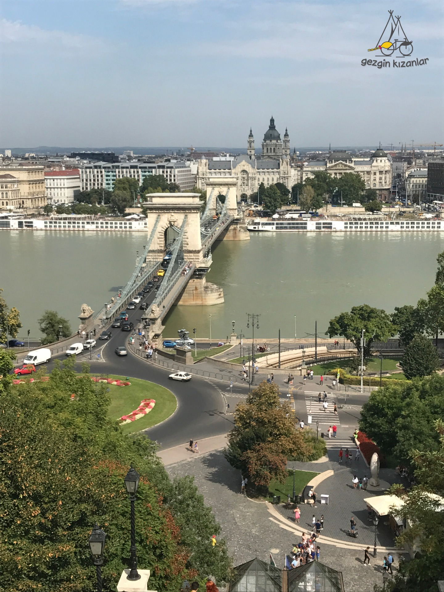 Budapeşte Zincir Köprü