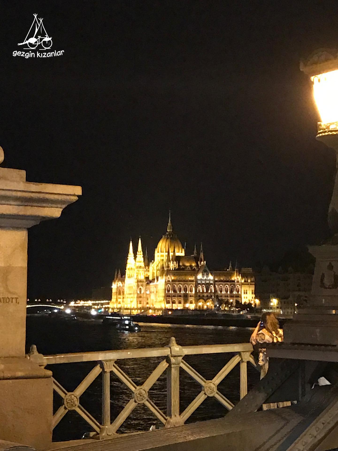 Budapeşte Gece