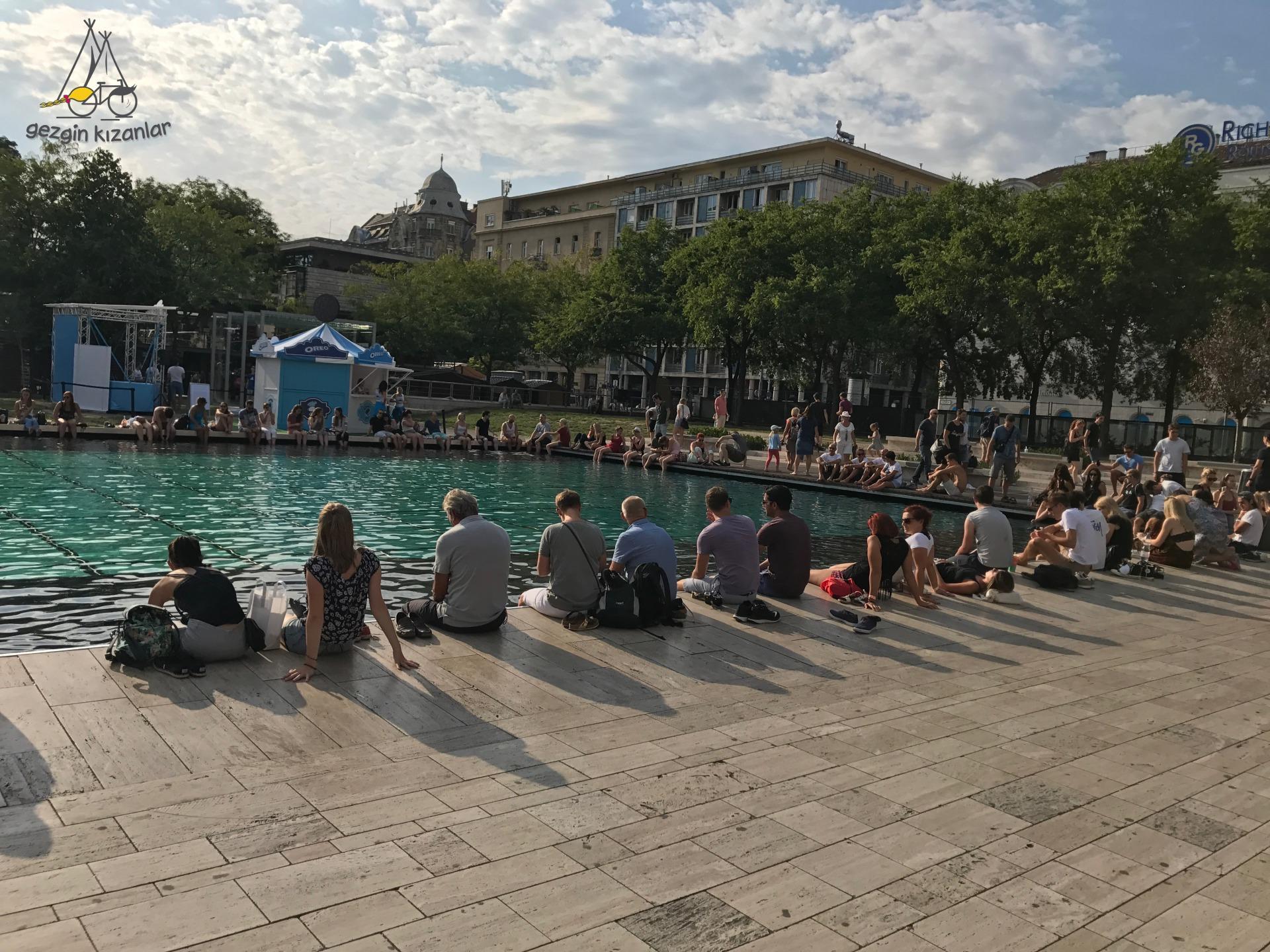 Budapeşte Havuz