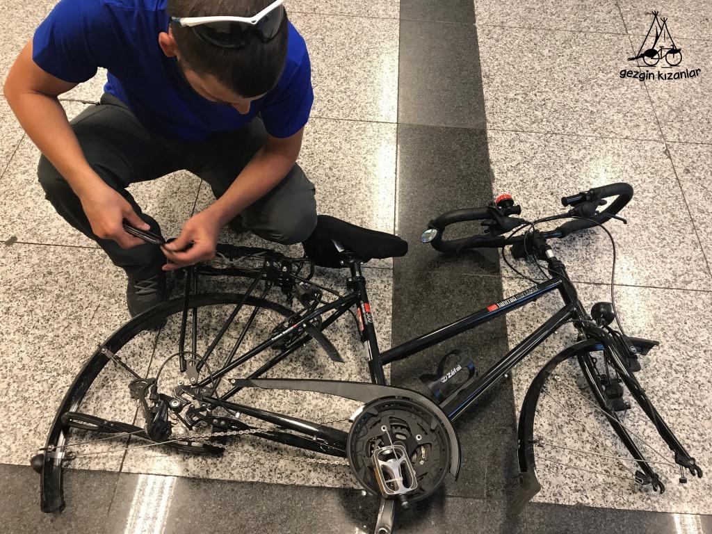 Mervenin Bisikleti