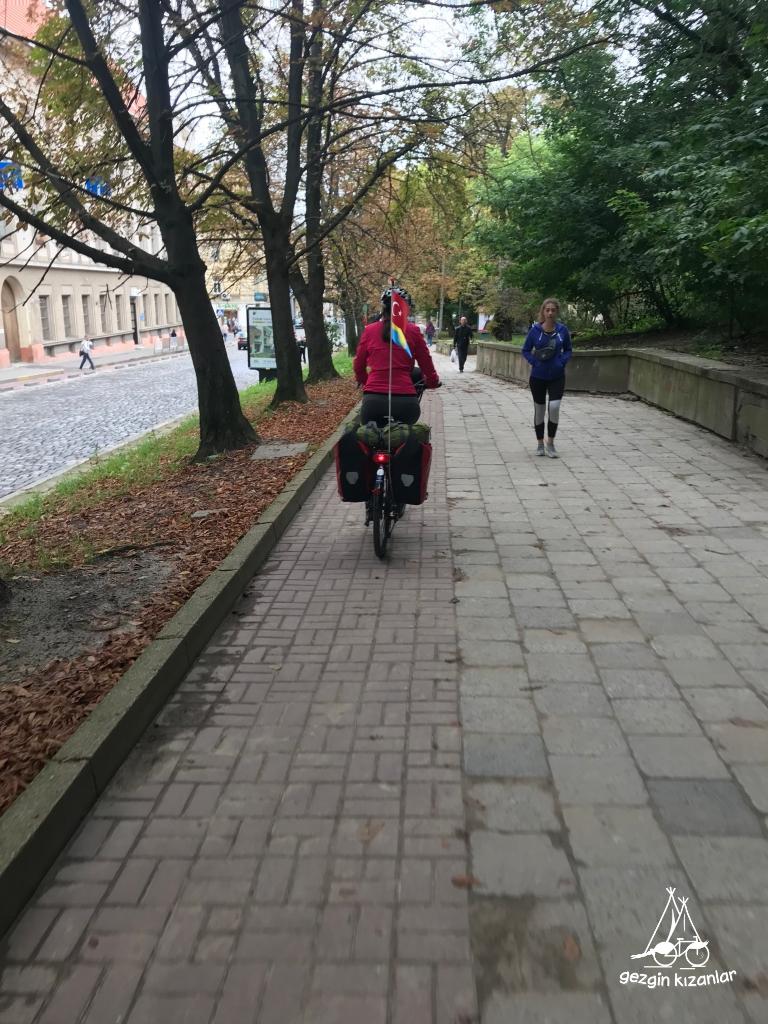 lviv-bisiklet-yolu