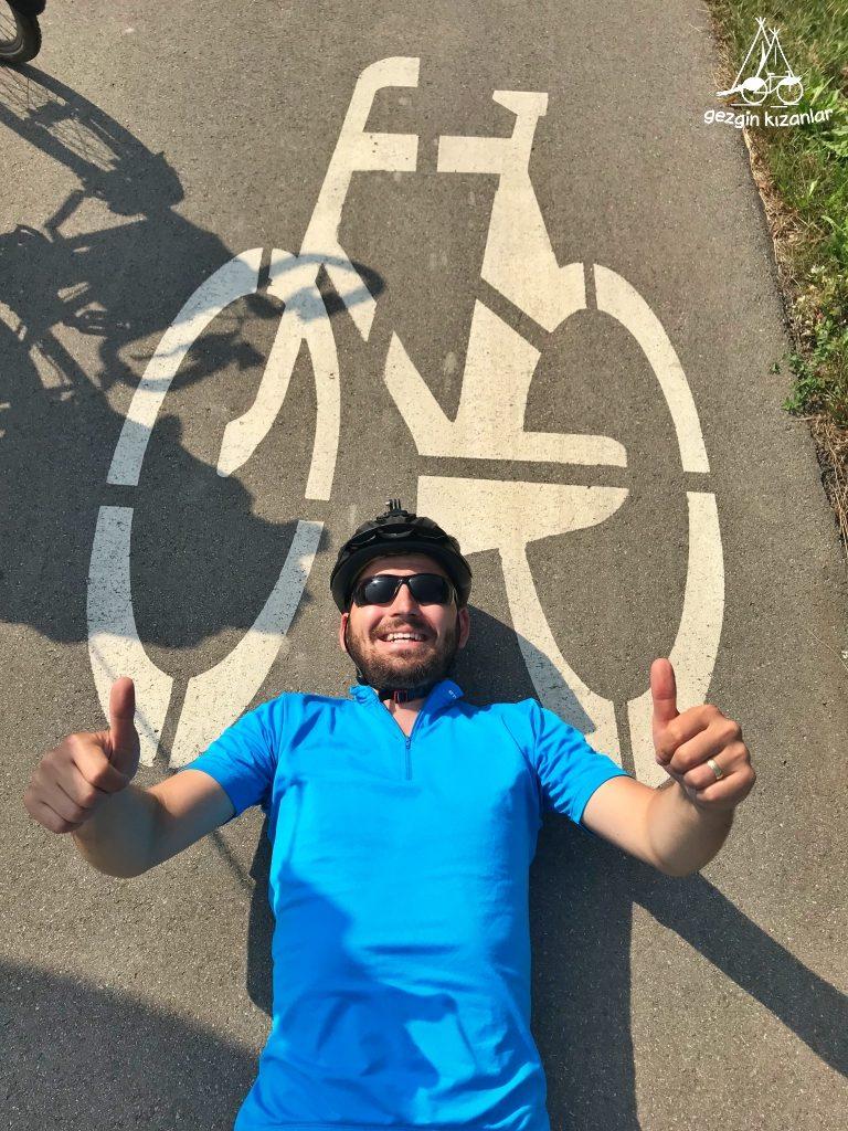 owiecim-bisiklet-yolu-polonya